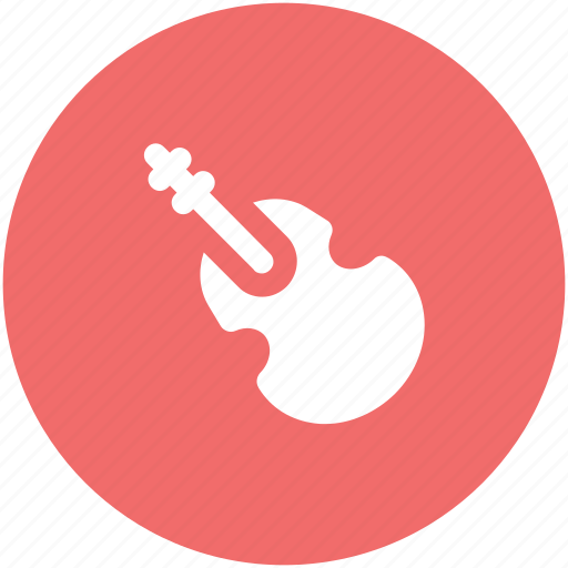 bass, frets, guitar, jazz, melody, music instrument, ukulele icon