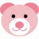 bear, cutie, love, romance icon