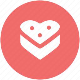 anniversary, cake, happiness, heart shaped, love, valentine day, wedding icon