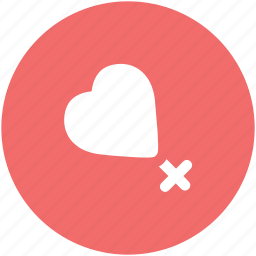 affection, female heart, girlfriend, love sign, lover, wife romance icon