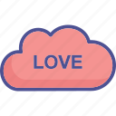 in love, love inspiration, love sign, love sticker icon