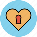favourite, heart ribbon, like, love, romance, valentine icon