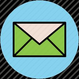 email, envelope, letter, letter envelope, mail icon