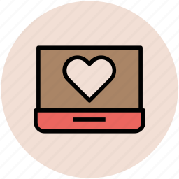 couple chat, heart, heart screen, love, romance, romantic chat icon