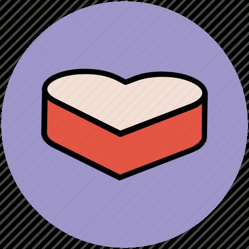 celebrating love, heart cake, love, love cake, romantic, valentine's day icon
