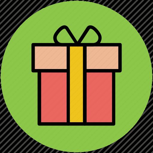 gift box, love, love present, present, valentine gift icon