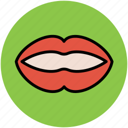 female lips, kissing, kissing gesture, kissing lips, lips, smiling lips icon