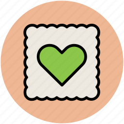decoration, greeting, heart, heart decoration icon