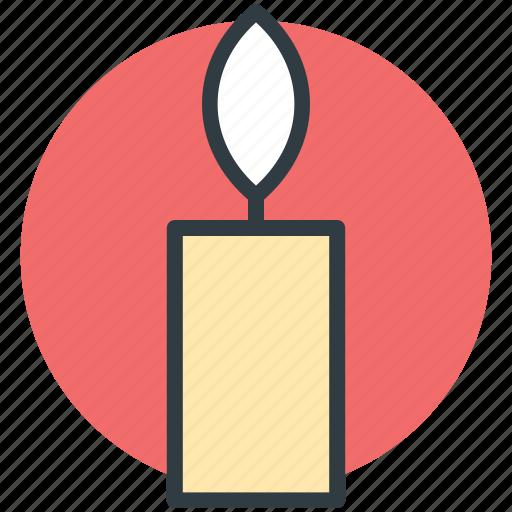 burning candle, candle, candle light, illuminated, spiritual light icon