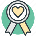 award badge, celebration, champion, insignia, winner icon