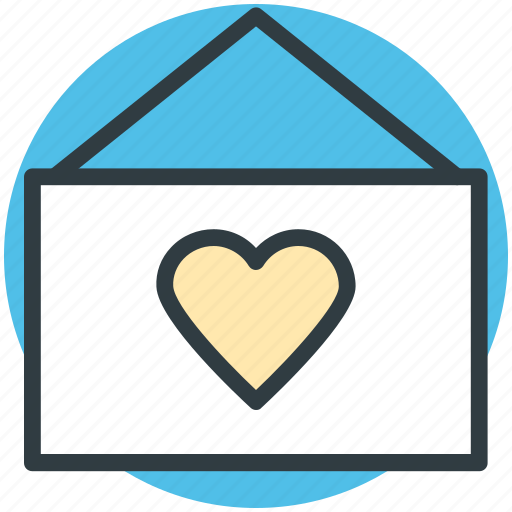 happiness, love greeting, love mail, love sign, valentine icon