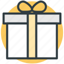 celebrations, giftbox, party, present, xmas gift icon