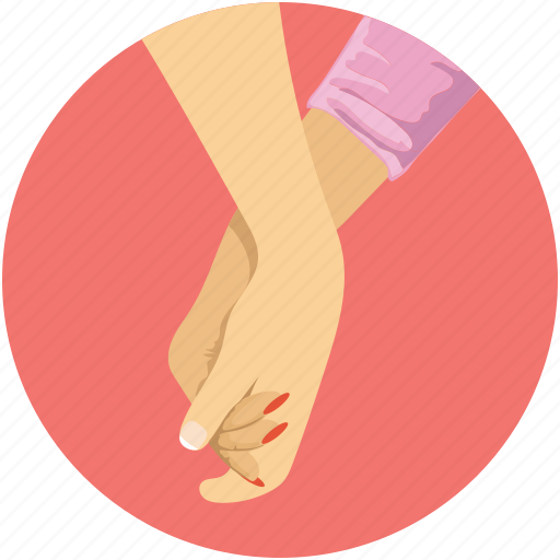 couple holding hands, holding hands, love, romance, romantic couple icon