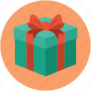box, celebrations, gift, party, present, surprise gift icon