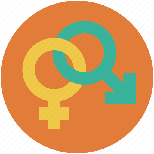 male and female, relation, relationship, relative, sign, symbol icon