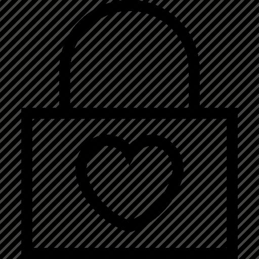 heart, key, lock, love, valentine, valentine icons, valentines icon icon