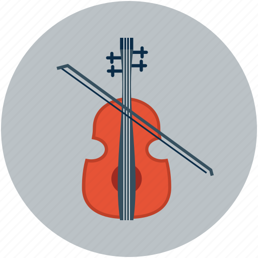 cello, fiddle, musical instrument, violin icon