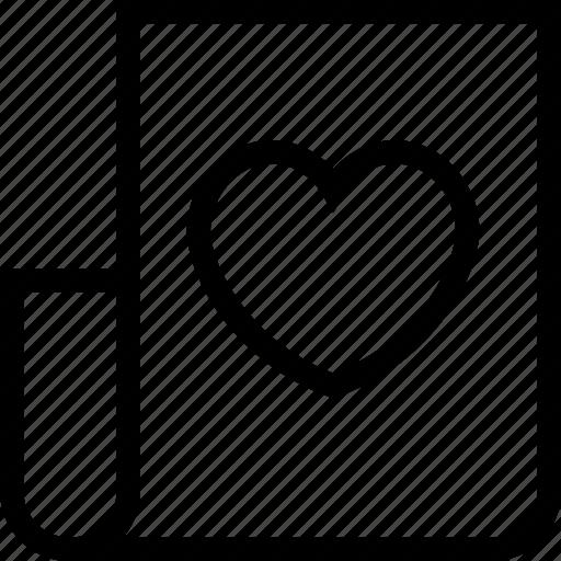 article, love, love article, media, news, newspaper icon icon