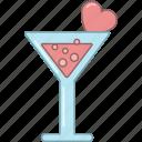 club, cocktail, date, february, glass, love, valentine