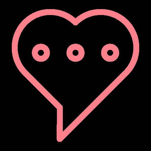 chat, dating, heart, love, valentine, wedding icon