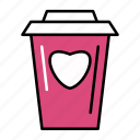 cafe, coffee, drink, mug icon