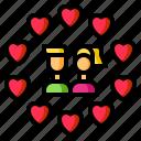 sweet, heart, hearts, love, valentine, romance