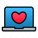 app, laptop, love, marriage, romance, valentine, wedding