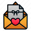 communication, invitation, mail, message, romance, valentine, wedding