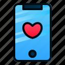 app, dating, love, romance, smartphone, valentine, wedding