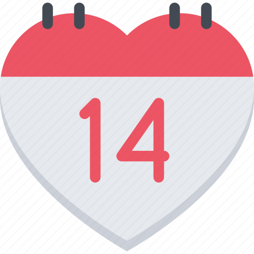 calendar, couple, love, marriage, relationship, valentines day icon