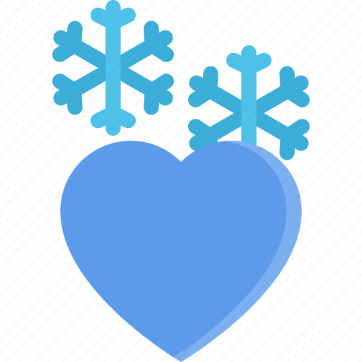 cold, couple, heart, love, marriage, relationship, valentines day icon