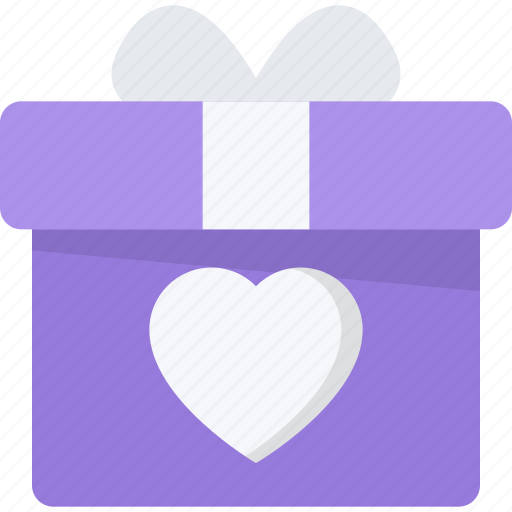 couple, gift, love, marriage, relationship, valentines day icon