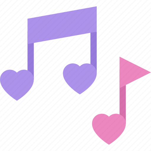 couple, love, marriage, music, relationship, valentines day icon