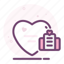 brothel, heart, house, love, romantic, valentine icon