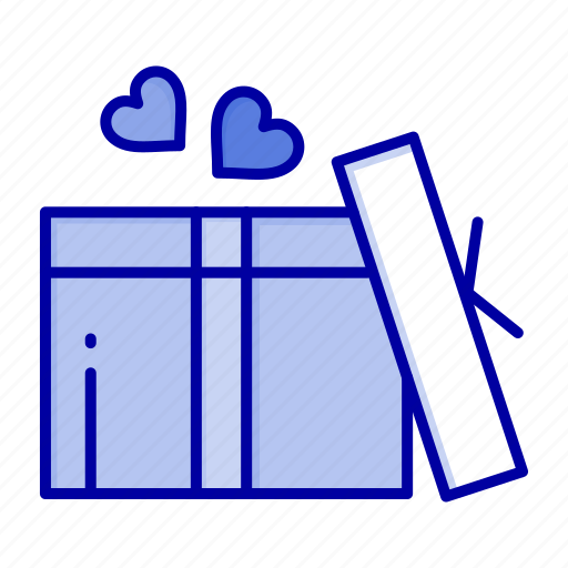 Gift, heart, love, wedding icon - Download on Iconfinder