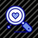 heart, love, search, wedding