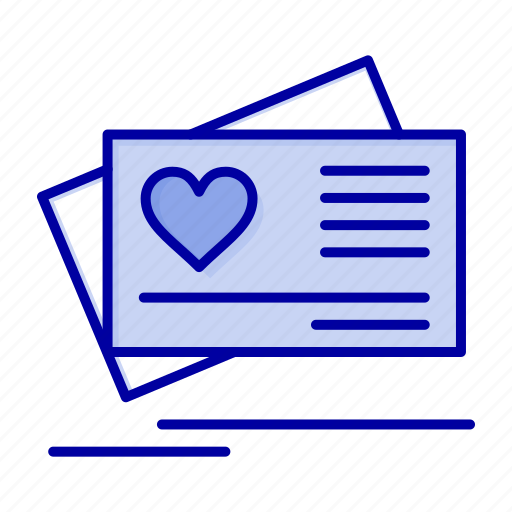 Card, heart, love, wedding icon - Download on Iconfinder