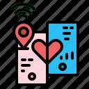 app, application, love, romance, valentines