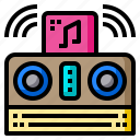 music, box, love, song, romance