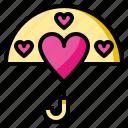 umbrella, love, party, happy, dating