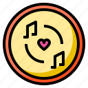 vinyl, musice, love, song, romance