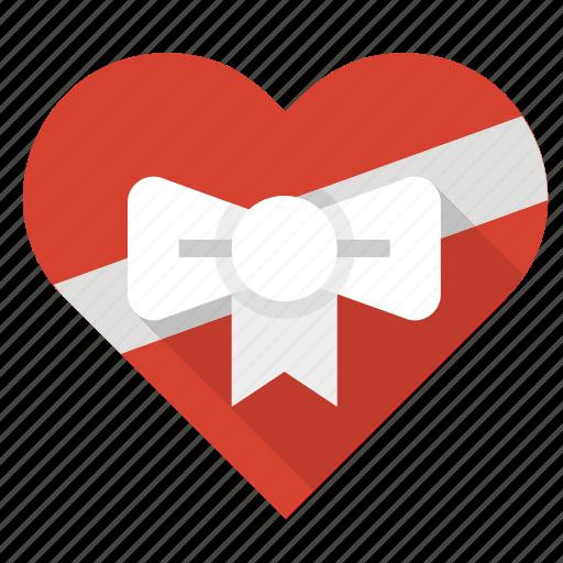 chocolates, heart, love, romance icon