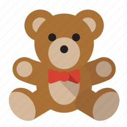 bear, love, romance, teddy icon