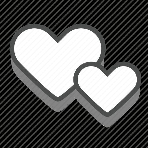 dating, heart, love, romance, valentine, wedding icon