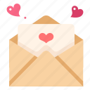 card, heart, letter, love, mail, romantic, valentine