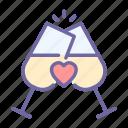 glass, holiday, champagne, celebration, drink, wedding
