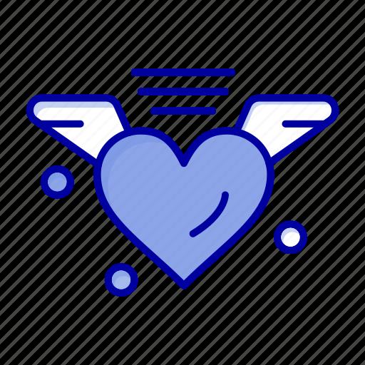 heart, love, loving, wedding icon