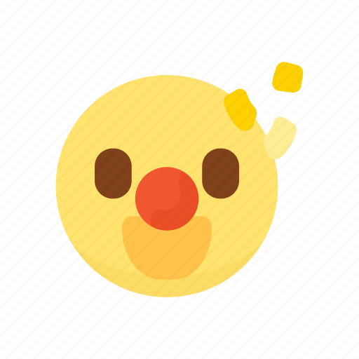 Circus, comedy, joker, show, lovely emoji icon - Download on Iconfinder