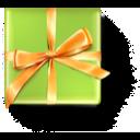 birthday, christmas, gift icon