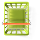 basket, ecommerce, shoppingcart, webshop icon